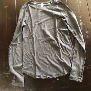 Ivivva Calm To Energy Long Sleeve shirt Size 8